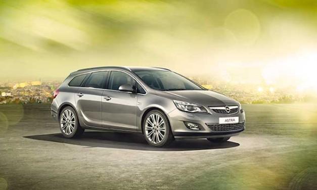 Opel Astra Sports-Tourer